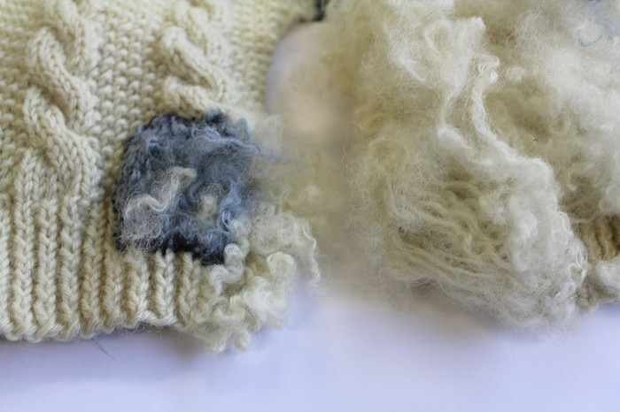 Textile Toolbox: A Jumper to Lend, a Jumper to Mend, image 7